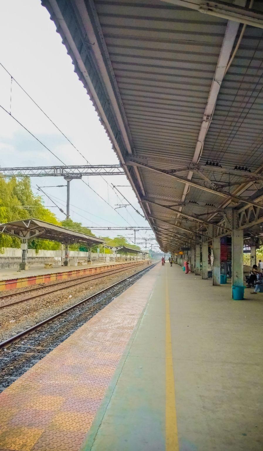 Photo of Chromepet Railway Station Road By Viki Walker