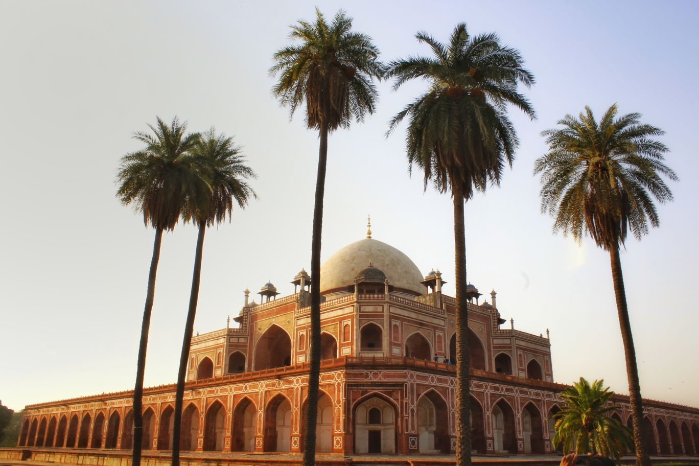 Photo of Humayun's Tomb By Yash Gupta