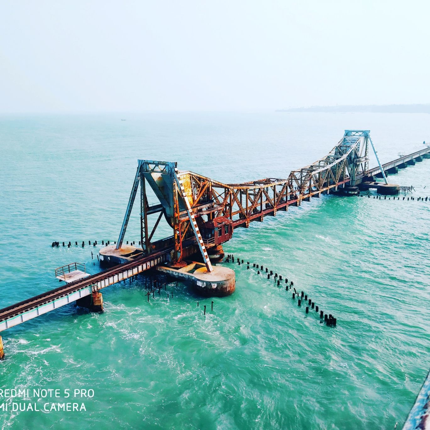 Photo of Pamban Bridge By ARCHANA K RAVI
