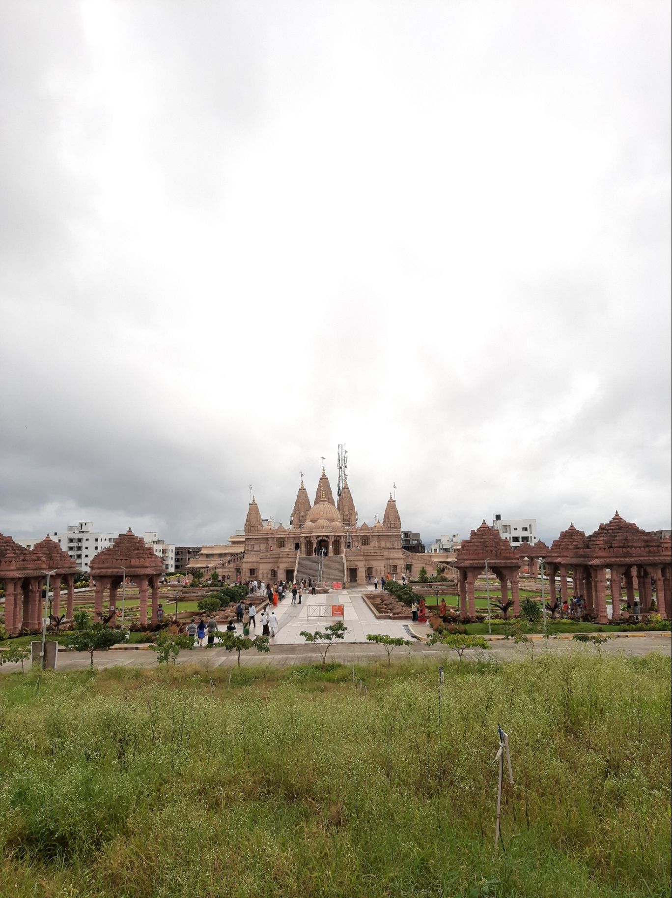 Photo of BAPS Shree Swaminarayan Mandir By Ziku Sarangi
