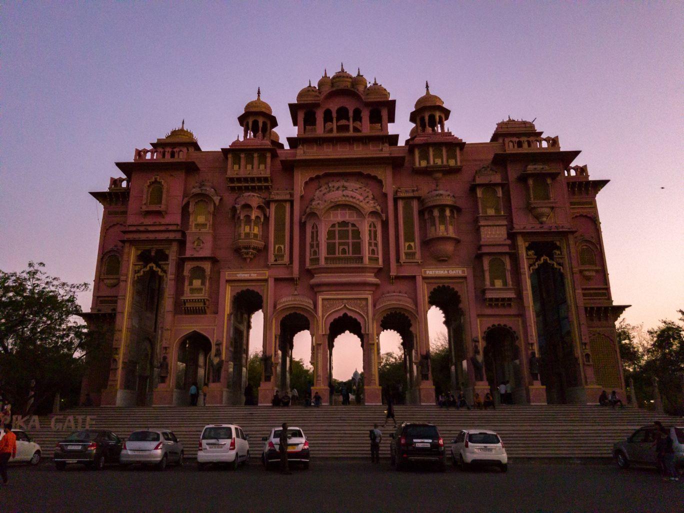 Photo of Patrika Gate By Vinayak Vishwanath Belose