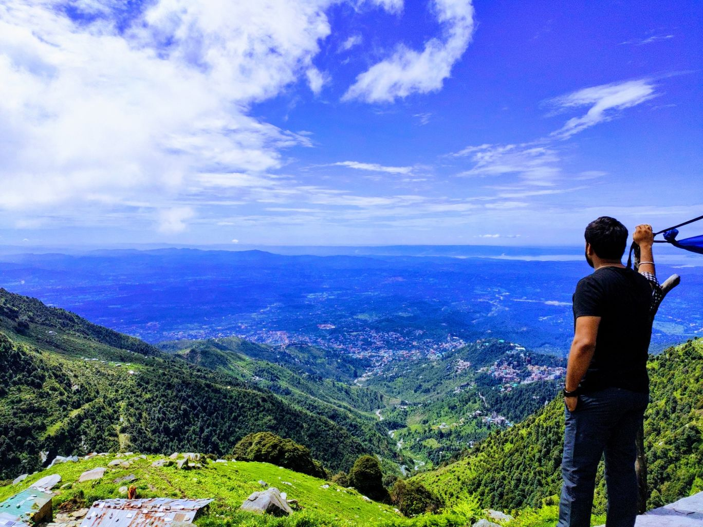 Photo of Triund By Deepesh