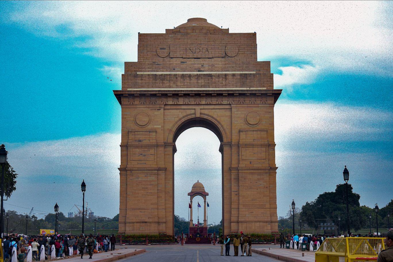 Photo of India Gate By हिप्पी दाई