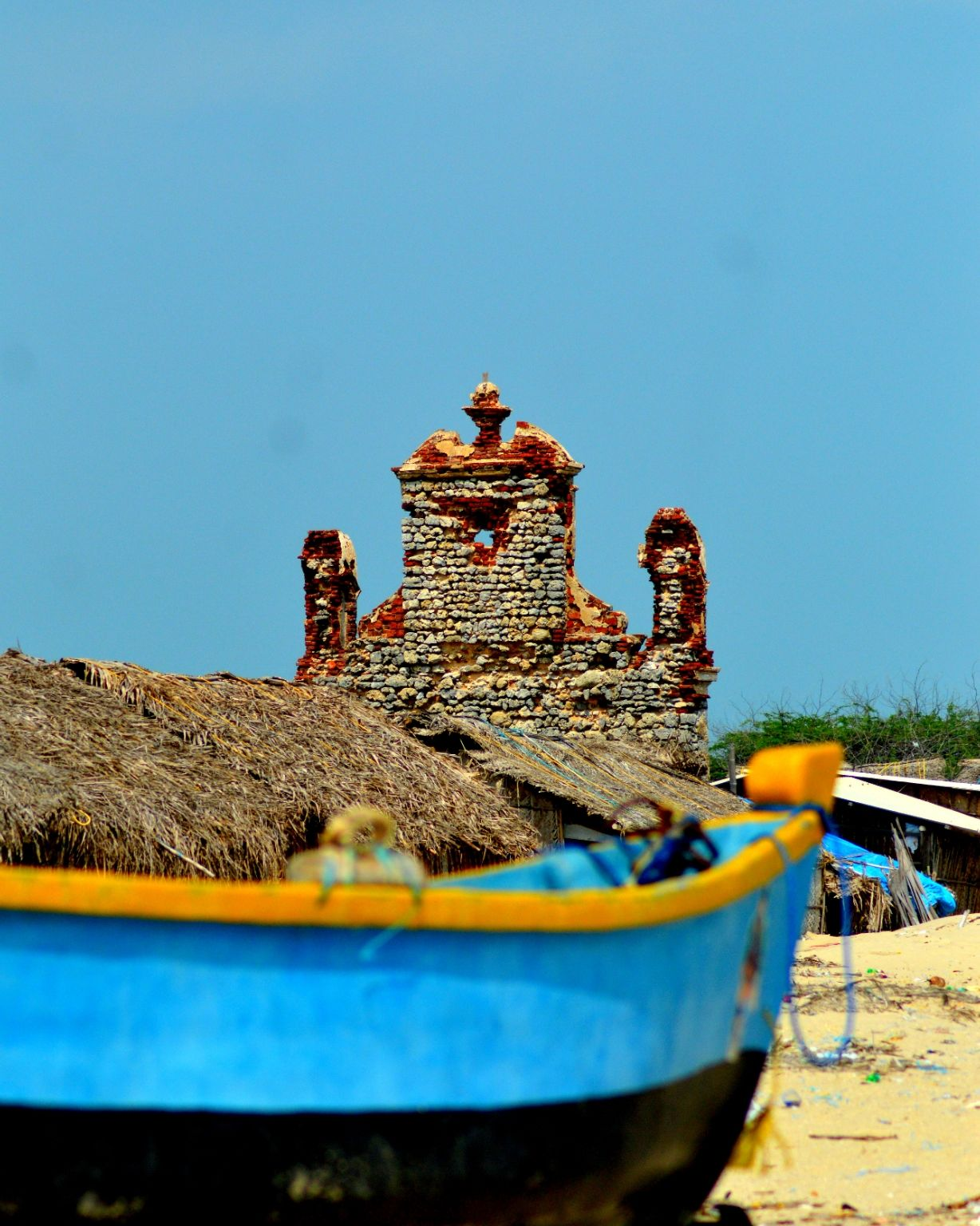 Photo of Dhanushkodi By Jishnu Ravi