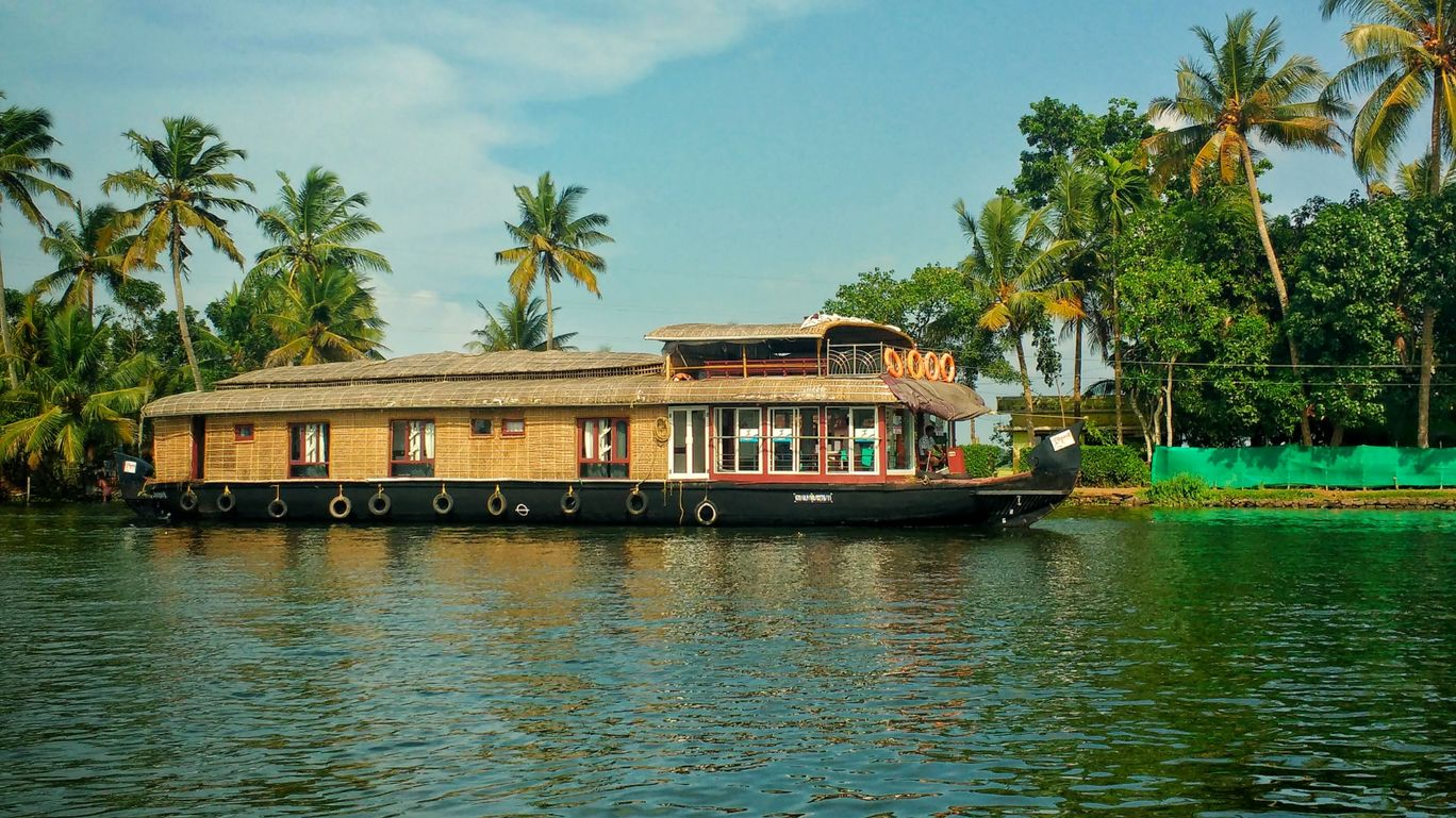 Photo of Alleppey By Madhvika Sehgal