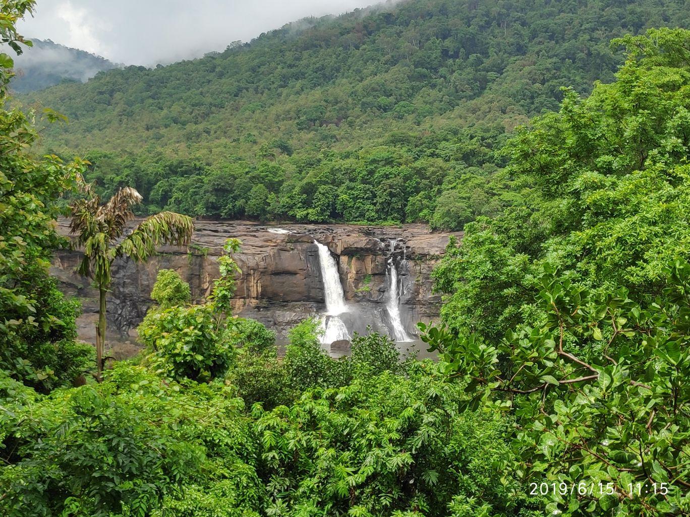 Photo of Athirappilly Waterfalls By Umesh Unnikrishnan
