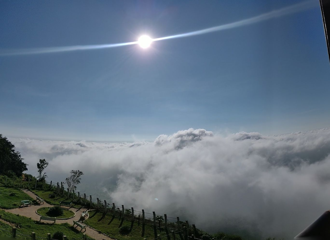 Photo of Nandi Hills Sunrise View Point By Shubham Kaushal