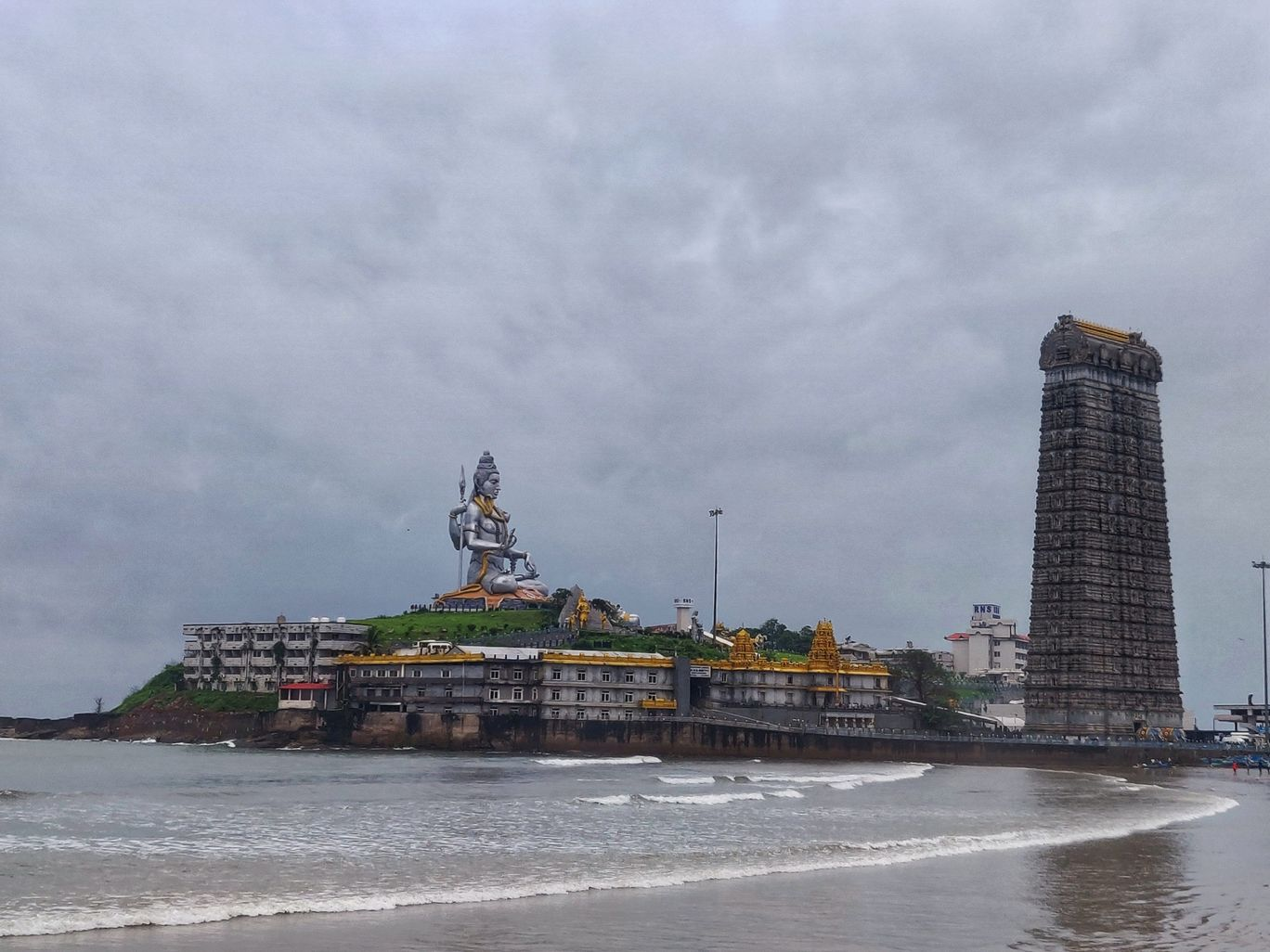 Photo of Murudeshwar Temple By Pavan Aketi