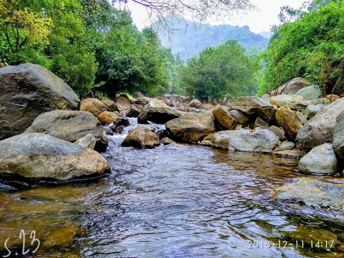 Photo of Thusharagiri Waterfalls By Soma Sekhar Bolla