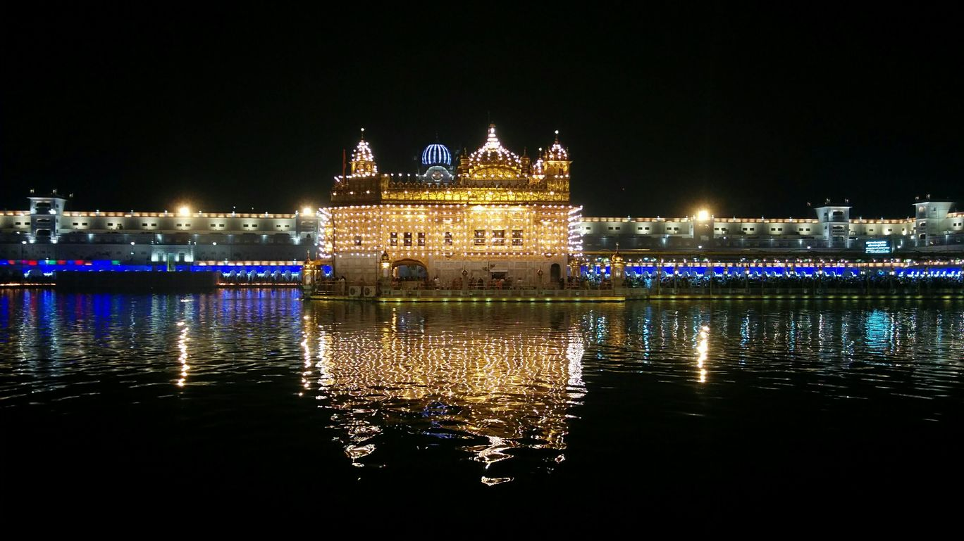 Photo of Harmandir Sahib By Ankur Aggarwal