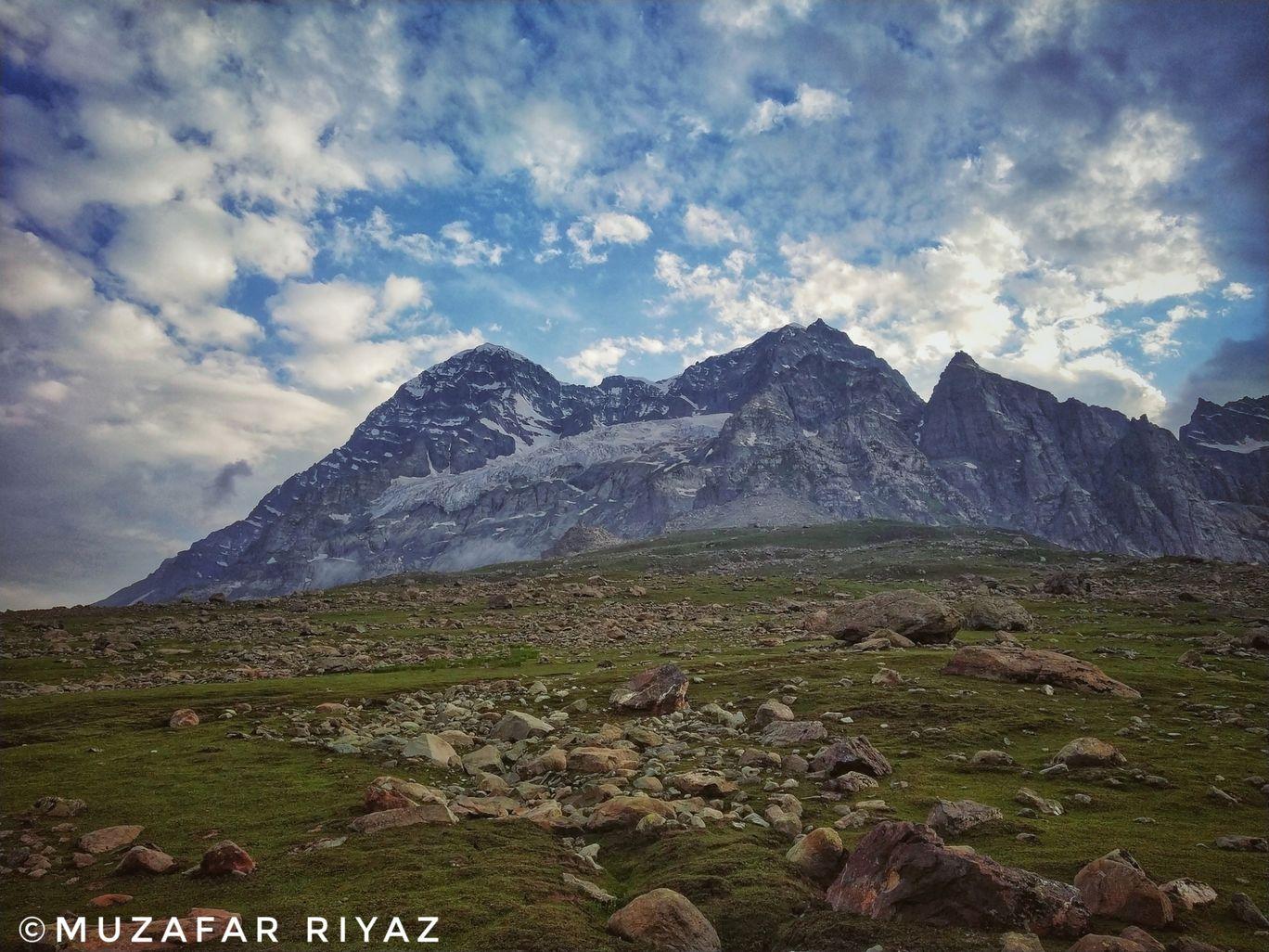 Photo of Gangabal Lake By Muzafar Riyaz
