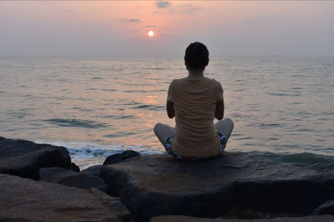 Photo of Pondicherry Beach By twinkle