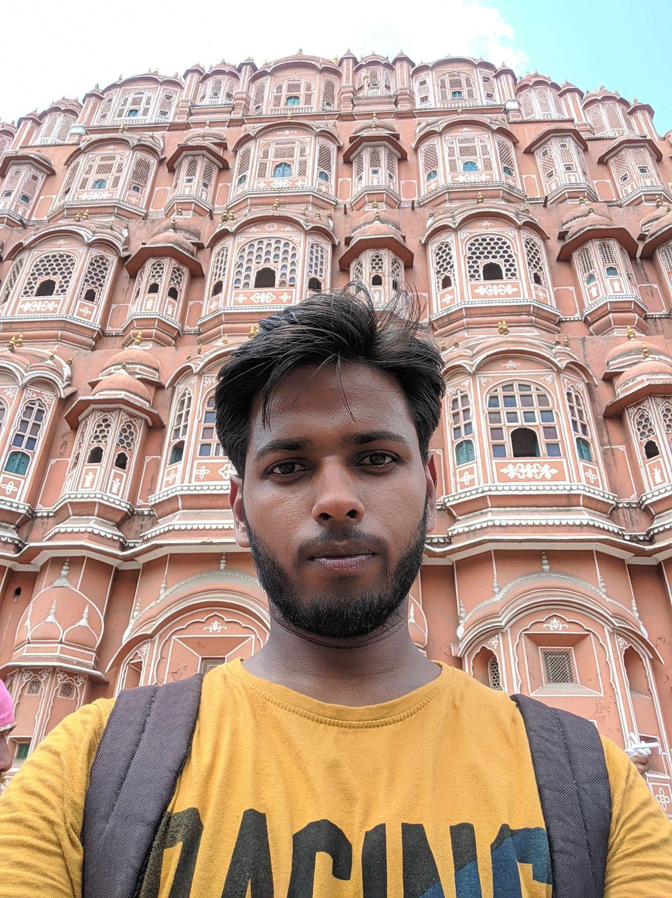 Photo of Hawa Mahal - Palace of Wind By Shubham Saini