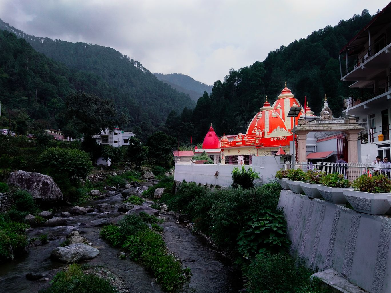 Photo of Bhowali Range By Kamlesh Verma