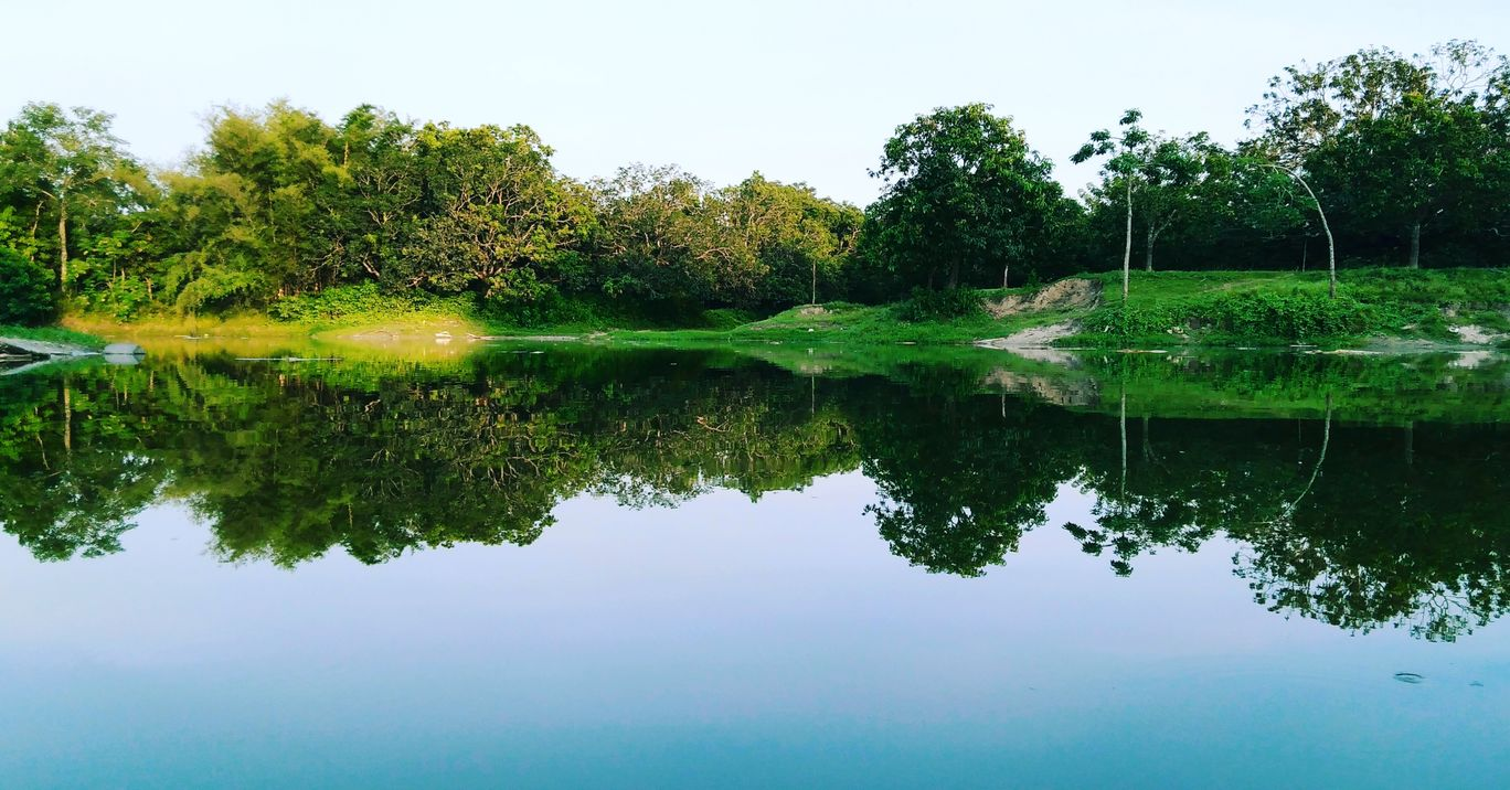 Photo of Brohmottor Road By AJABUL BISWAS