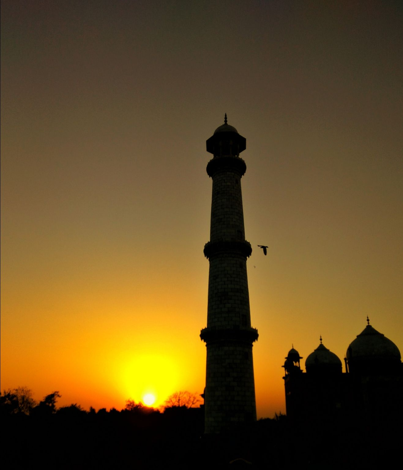 Photo of Taj Mahal By vysakh r malayil