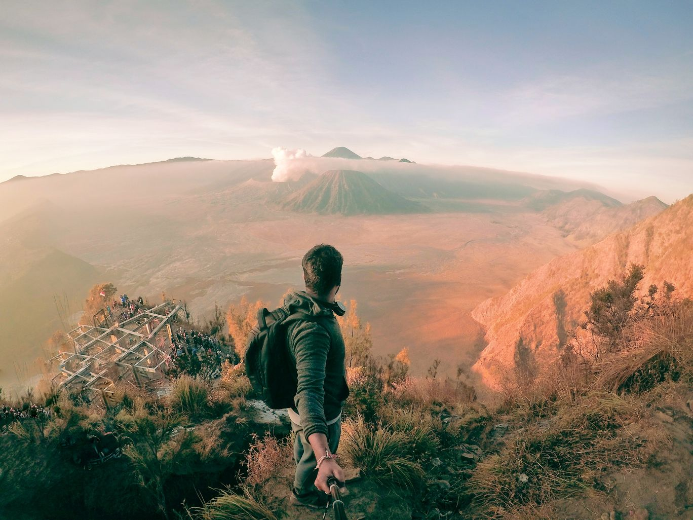 Photo of Mt Bromo By Akash Agarwal