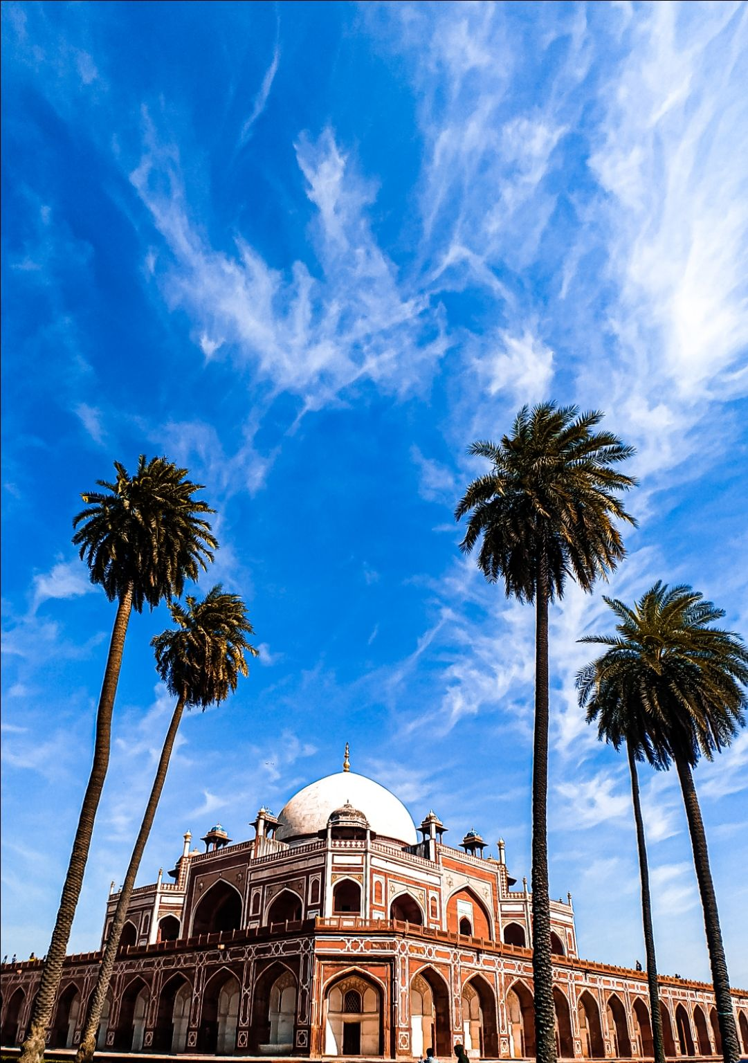 Photo of Humayun's Tomb By Joginder Chaudhary