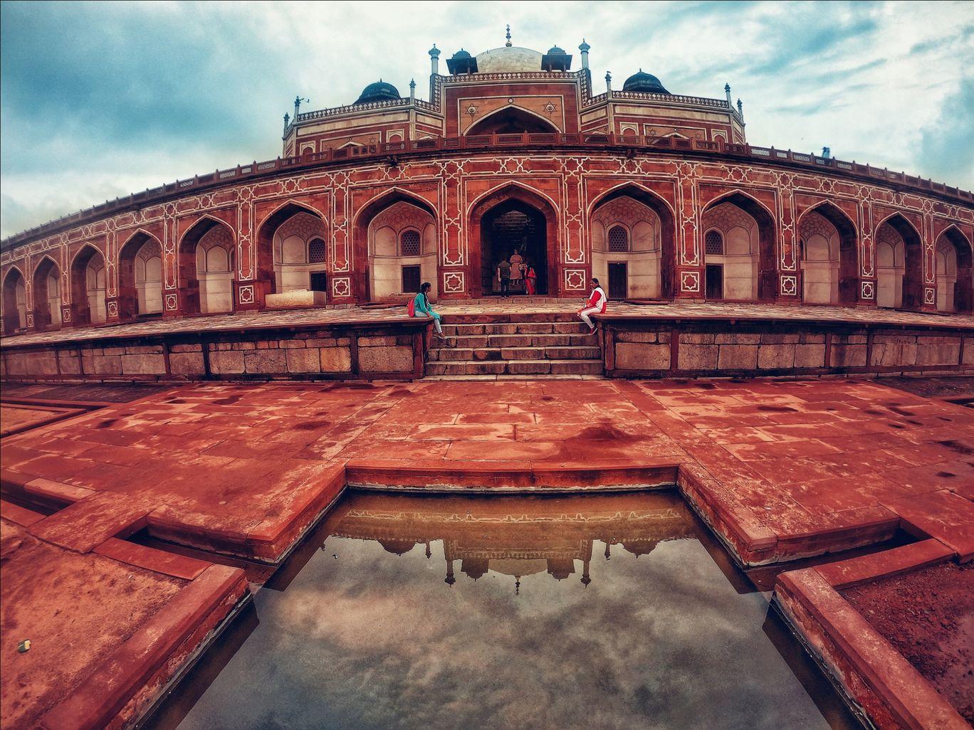 Photo of Delhi By Robin Saji
