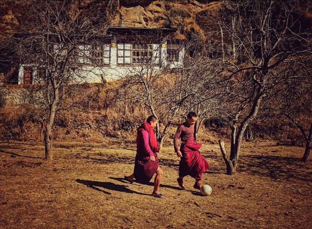 Photo of Bhutan By Deepjyoti Biswas