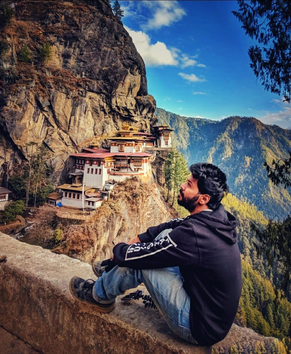 Photo of Taktsang Trail By Deepjyoti Biswas