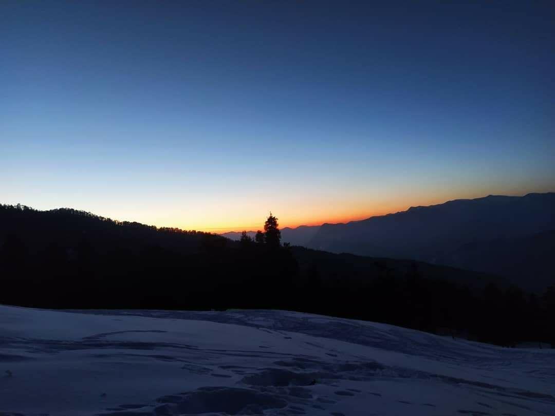 Photo of Kedarkantha Peak By ahaan jha