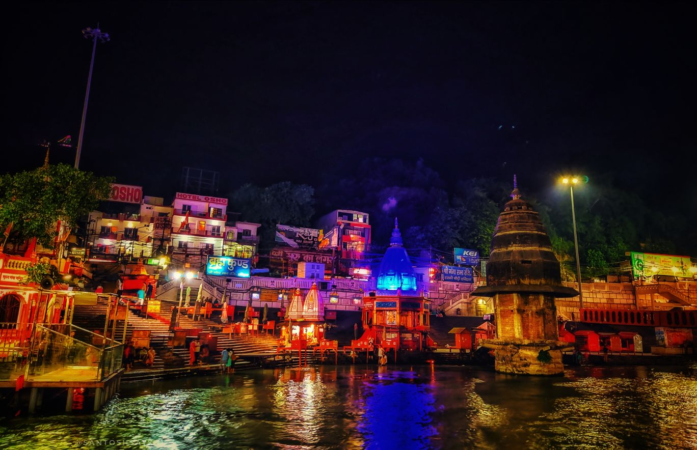 Photo of Har Ki Pauri By Santosh Sah