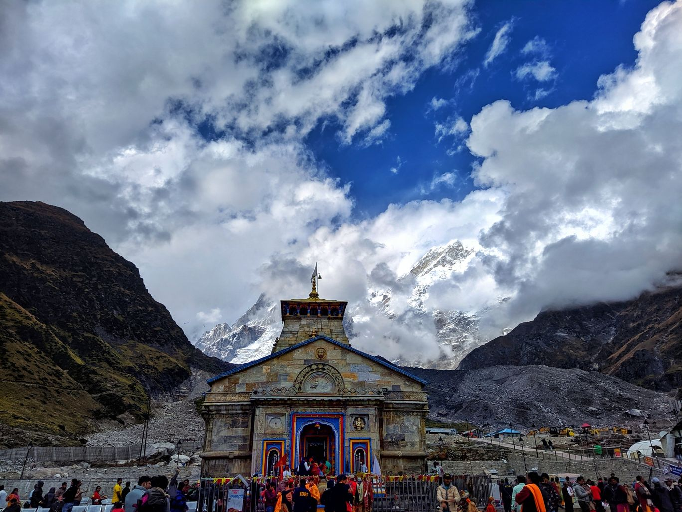 Photo of Kedarnath By Santosh Sah