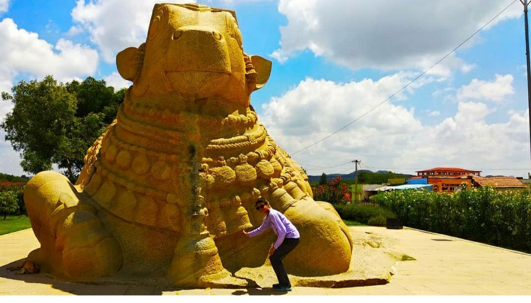 Photo of Lepakshi Temple Road By PS