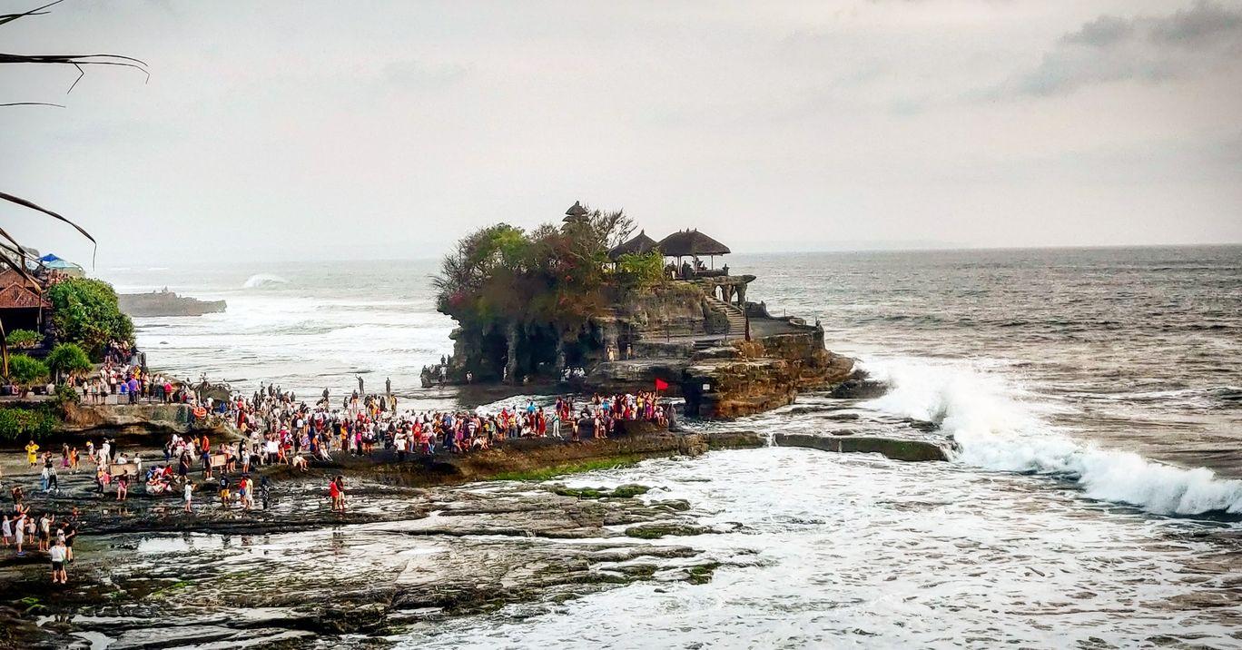 Photo of Tanah Lot By Aditya Chaphekar