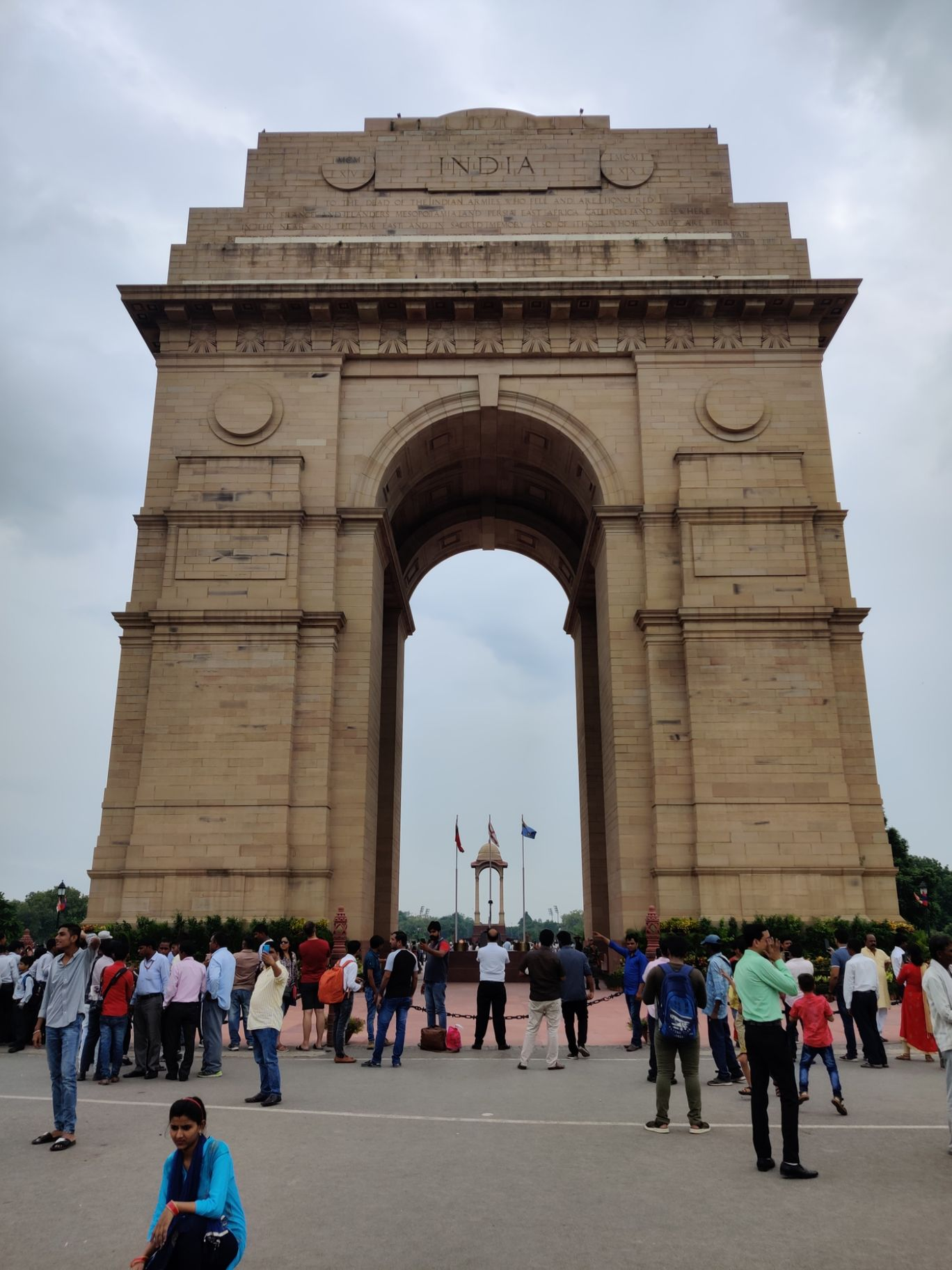Photo of India Gate By Asif Nasser