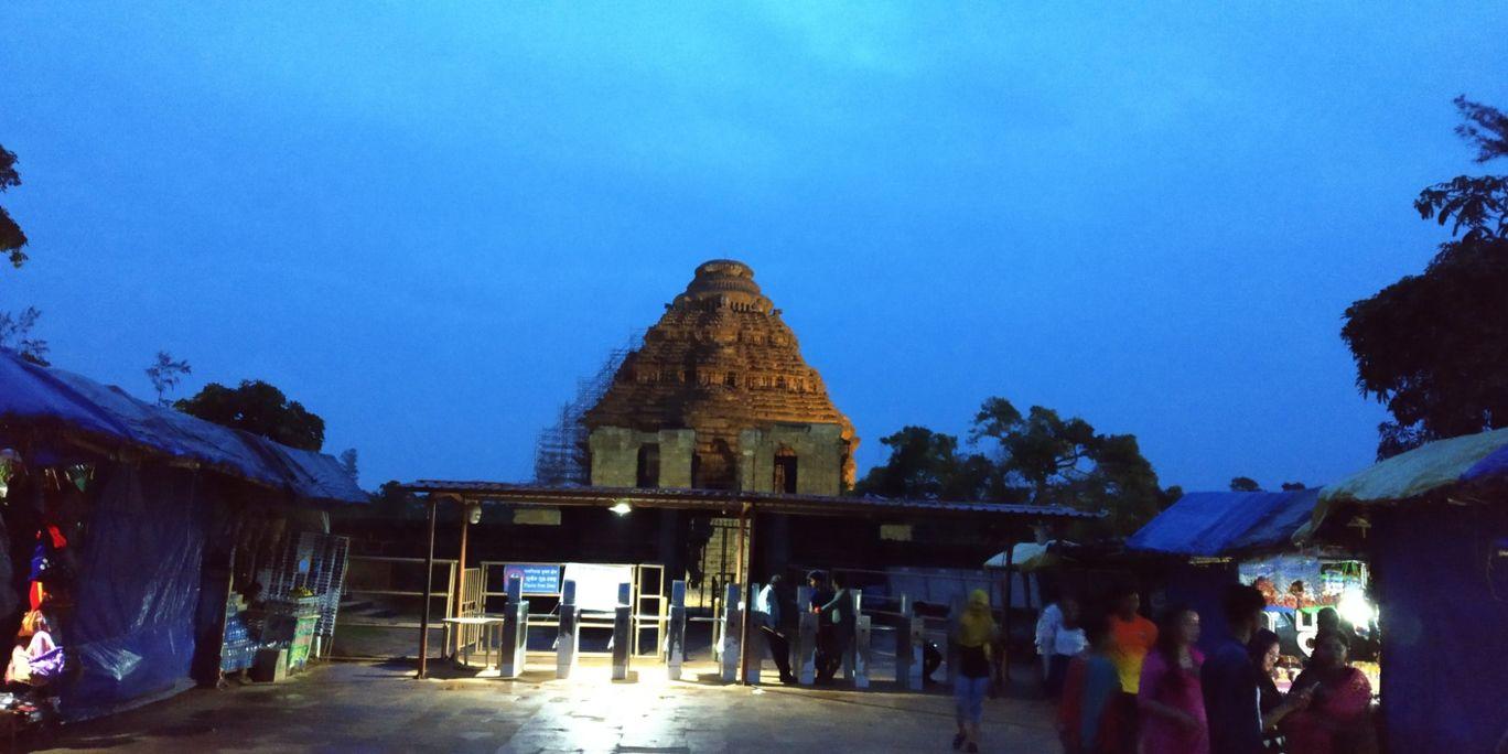 Photo of Konark Sun Temple By Subhankar Mishra