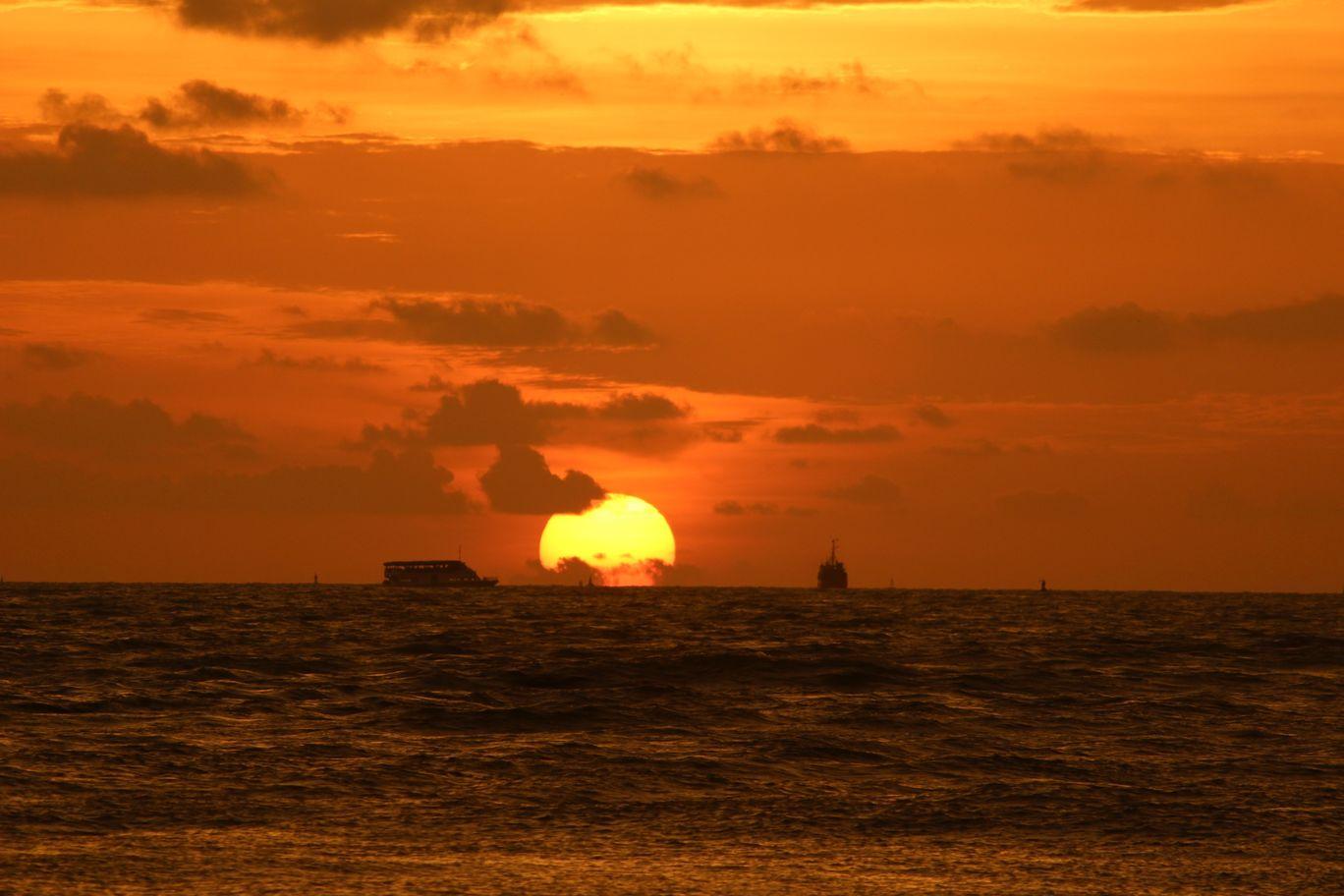 Photo of Fort Kochi Beach By Jishnu Kasi