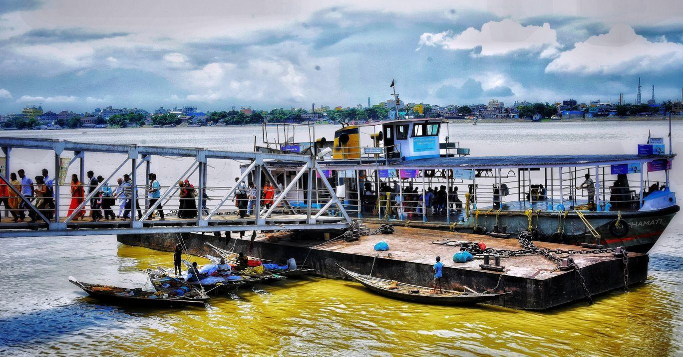 Photo of Kolkata By NABARUN BHATTACHARJEE