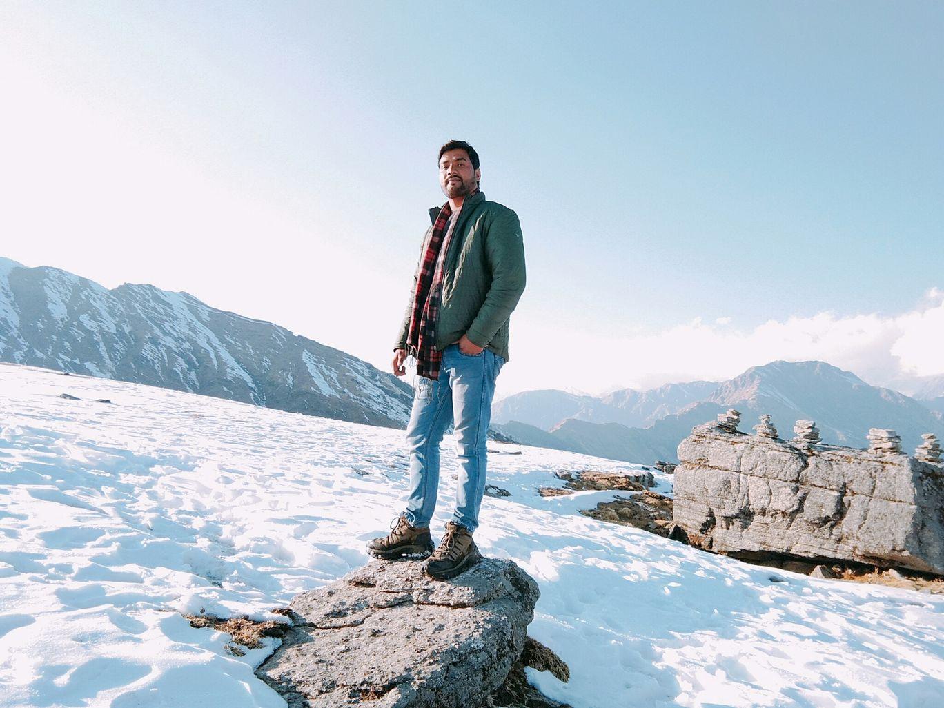 Photo of Khaliya Top By Explore Himalaya