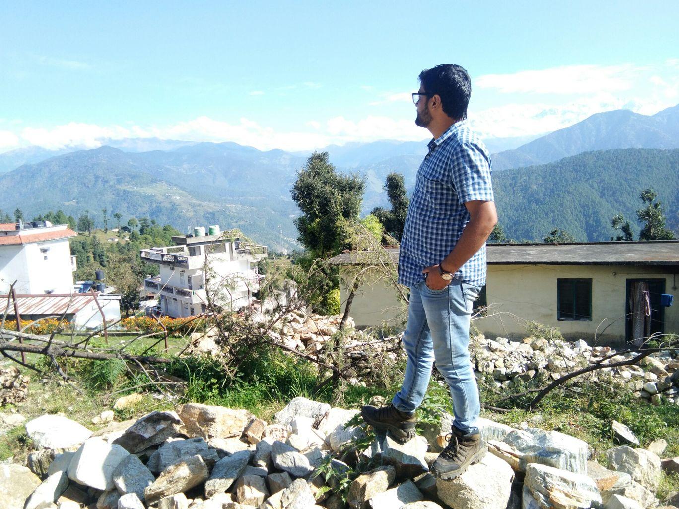 Photo of Gwaldam By Explore Himalaya