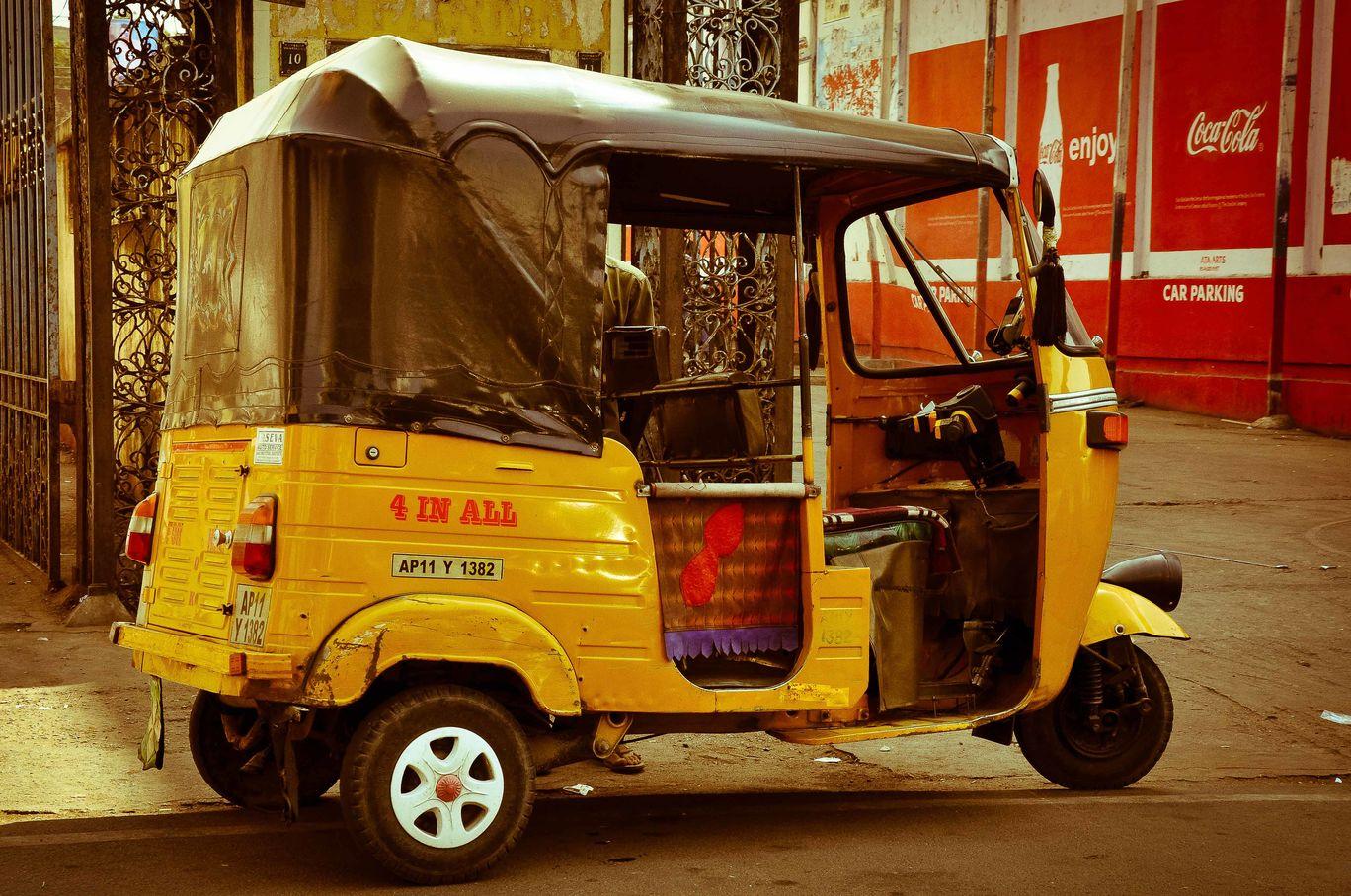 Photo of Hyderabad By ABHISHEK SANYAL