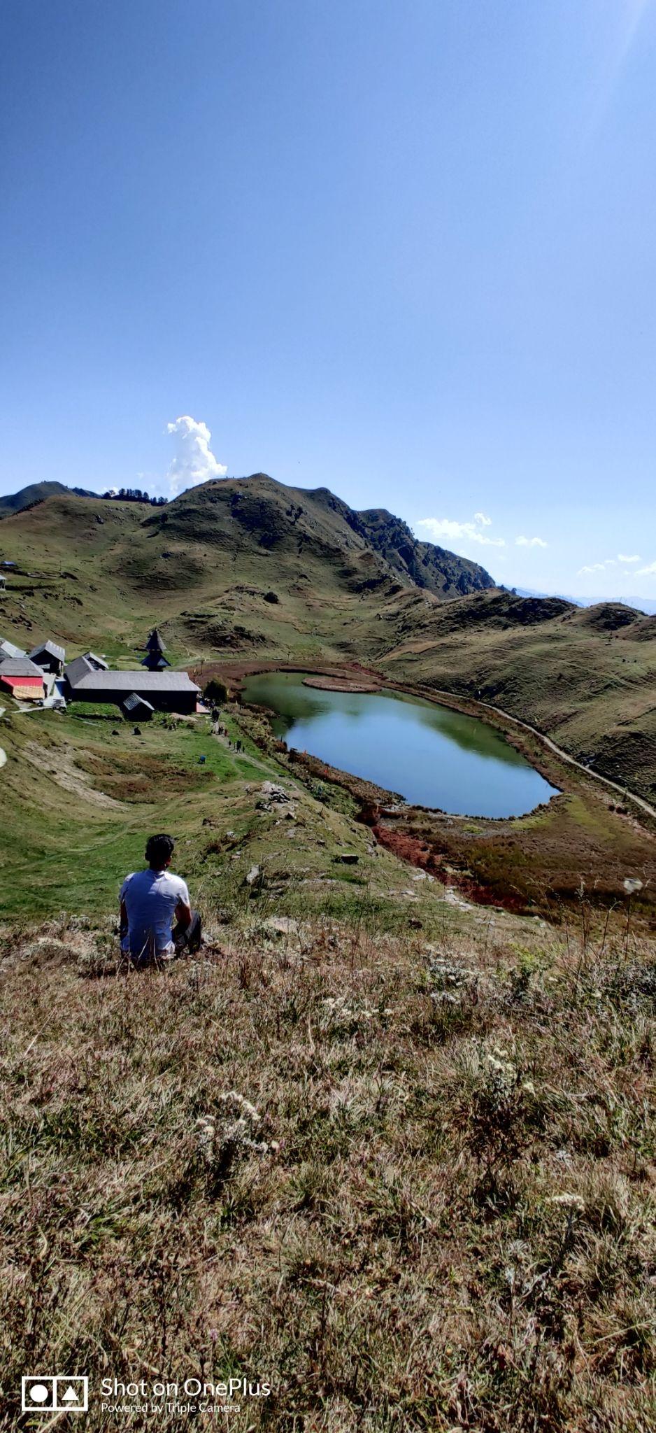 Photo of Parashar Lake By Mr.Grv