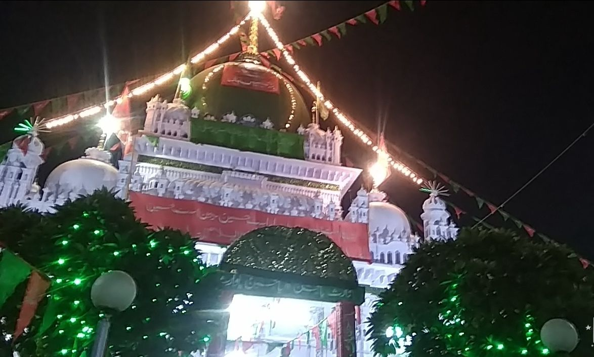 Photo of Dewa Sharif Majar Road By REHAN Siddiqui professional