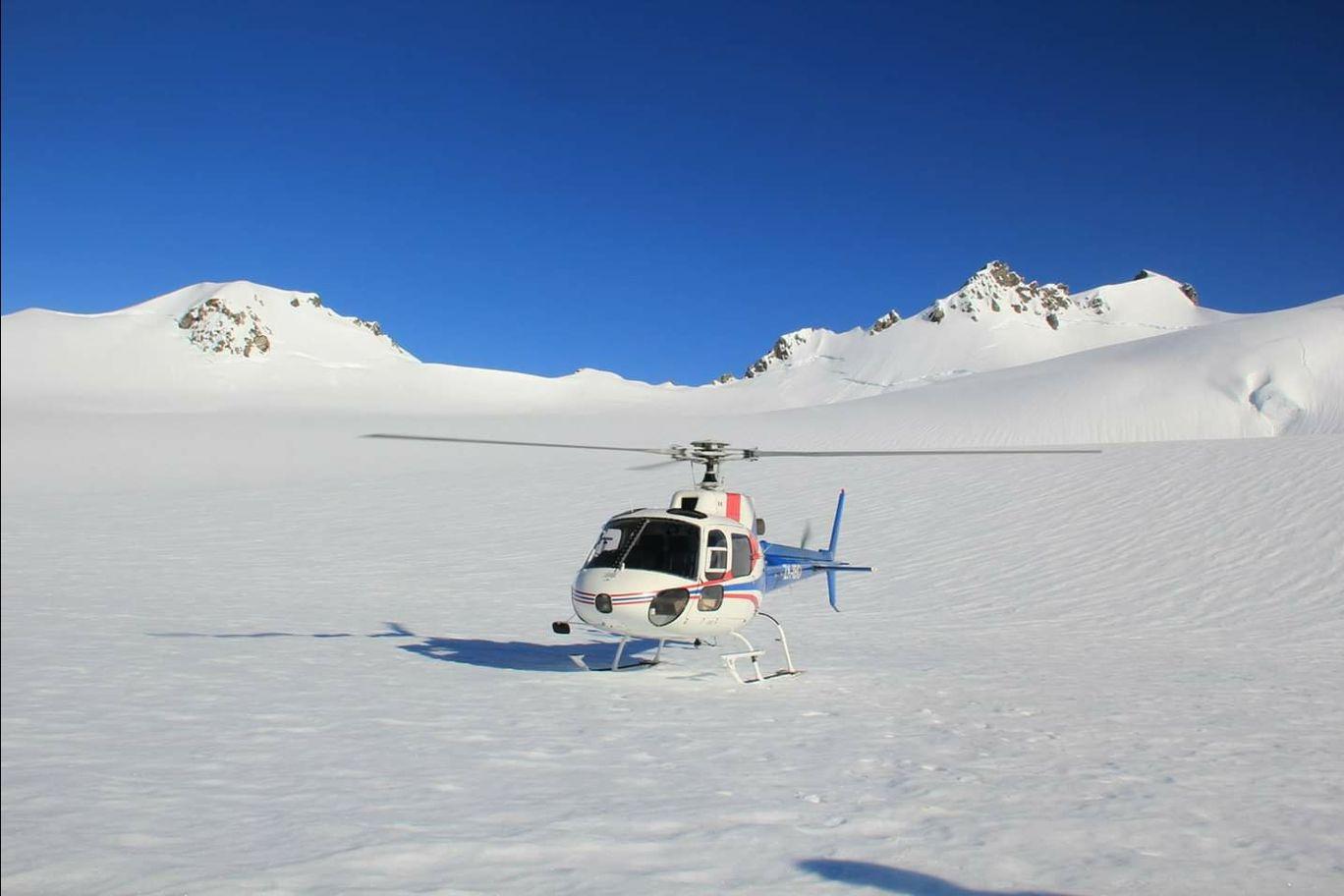Photo of Franz Josef Glacier By Rahul Miglani