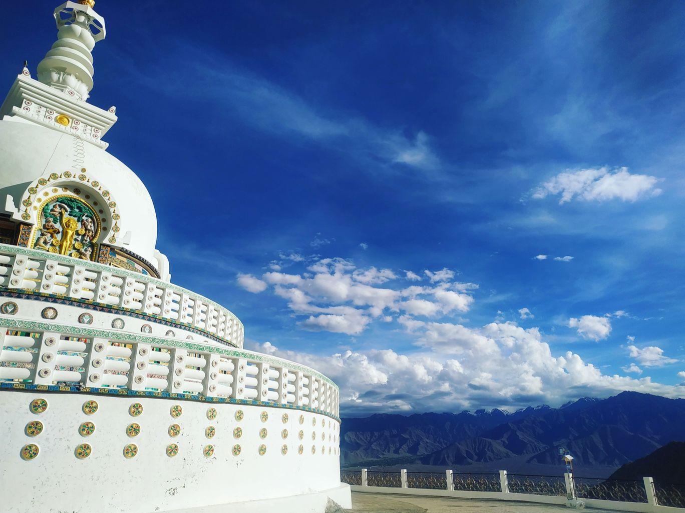 Photo of Shanti Stupa By Shubham Jindal