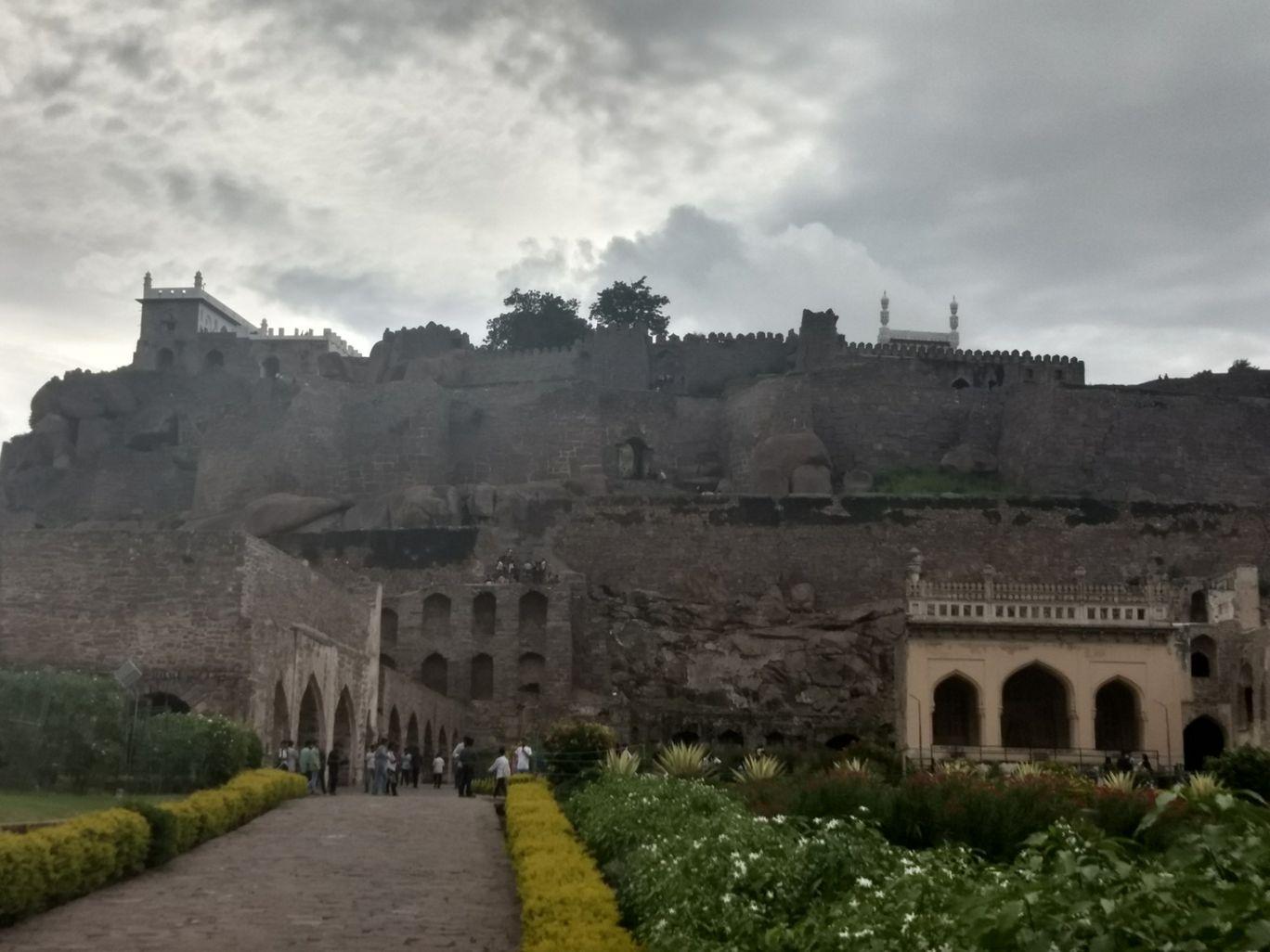 Photo of Golconda Fort By Saba