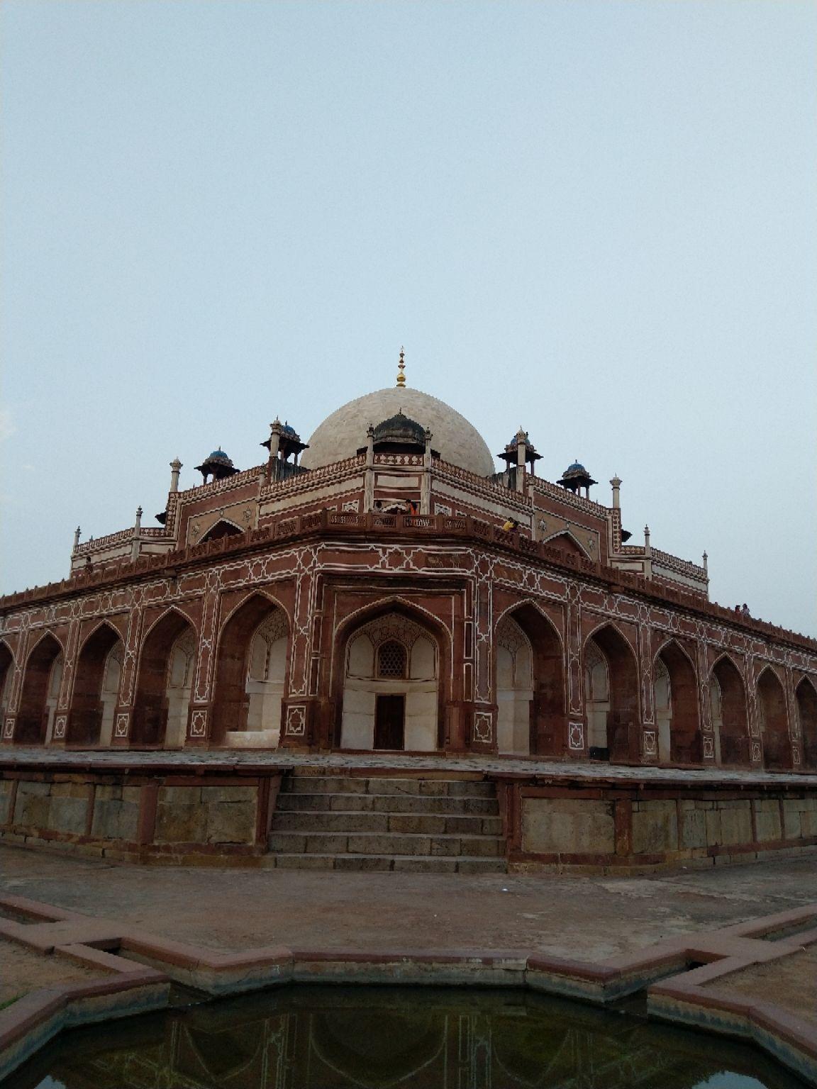 Photo of Humayun's Tomb By Niwedita