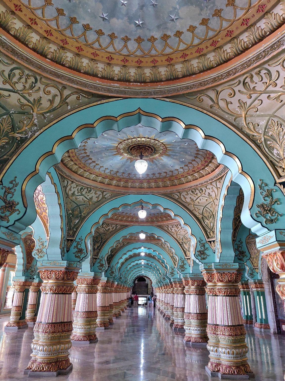 Photo of Mysore Palace By Ramnarayan Iyer