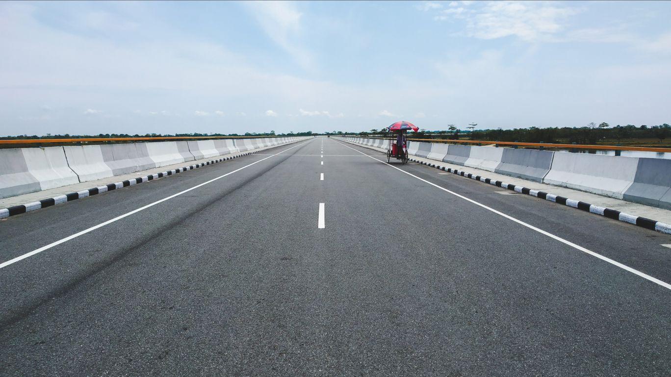 Photo of Dhola Sadiya Bridge By Seemanta Dutta