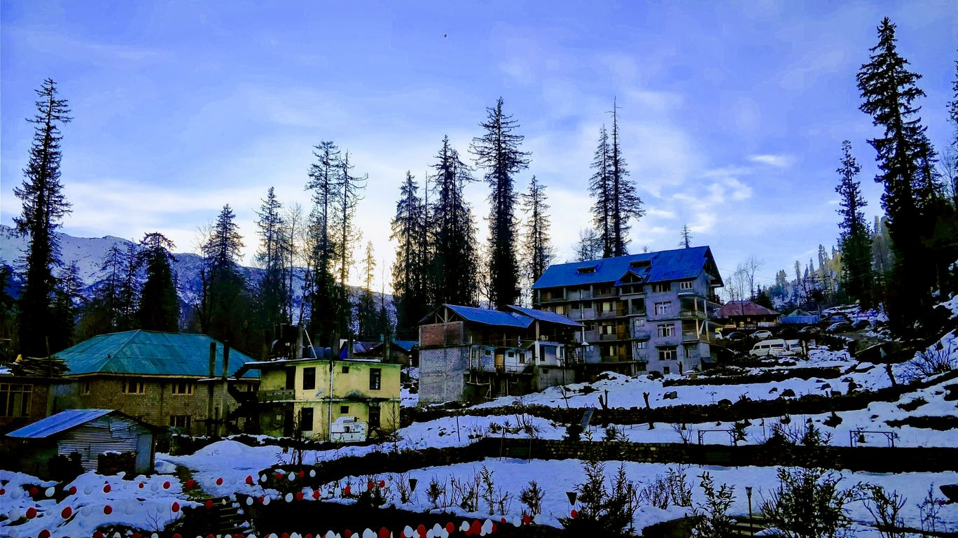 Photo of Solang Valley By Puja Biswas