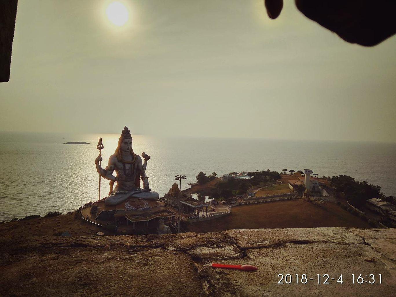 Photo of Murudeshwar Temple By Ajith Kumar