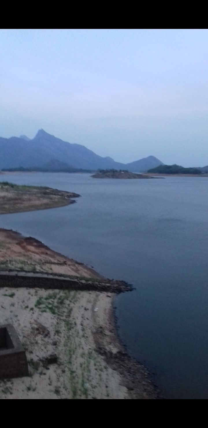 Photo of Malampuzha Dam By the liquid mirage