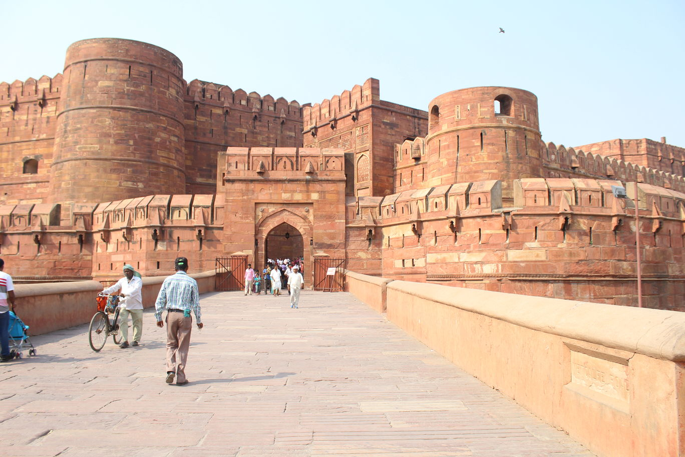 Photo of Agra Fort By MONALISA DUTTA