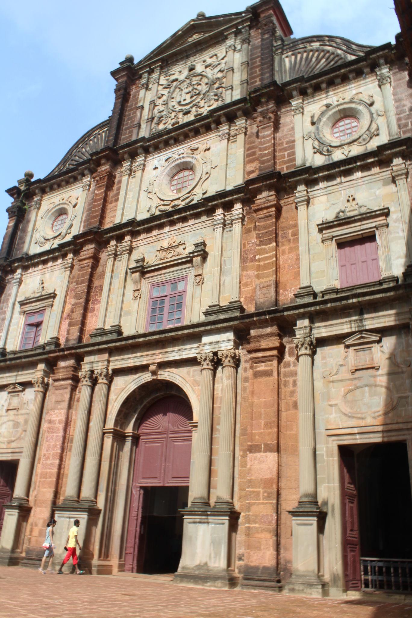 Photo of Basilica of Bom Jesus By MONALISA DUTTA